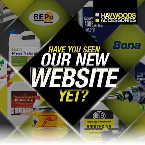 Introducing our Brand New Website - the easy way to buy flooring accessories!