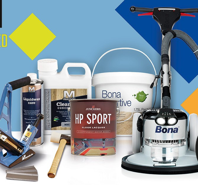 On Your Marks, Set, Go! Get Your Sports Floors Products from Havwoods Accessories