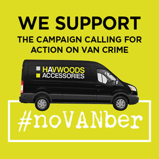 #Novanber - Our Top Tips on Van Security