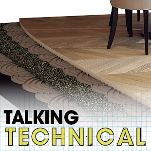 Are you Using the Correct Underlay for your Wood Floor Installations?