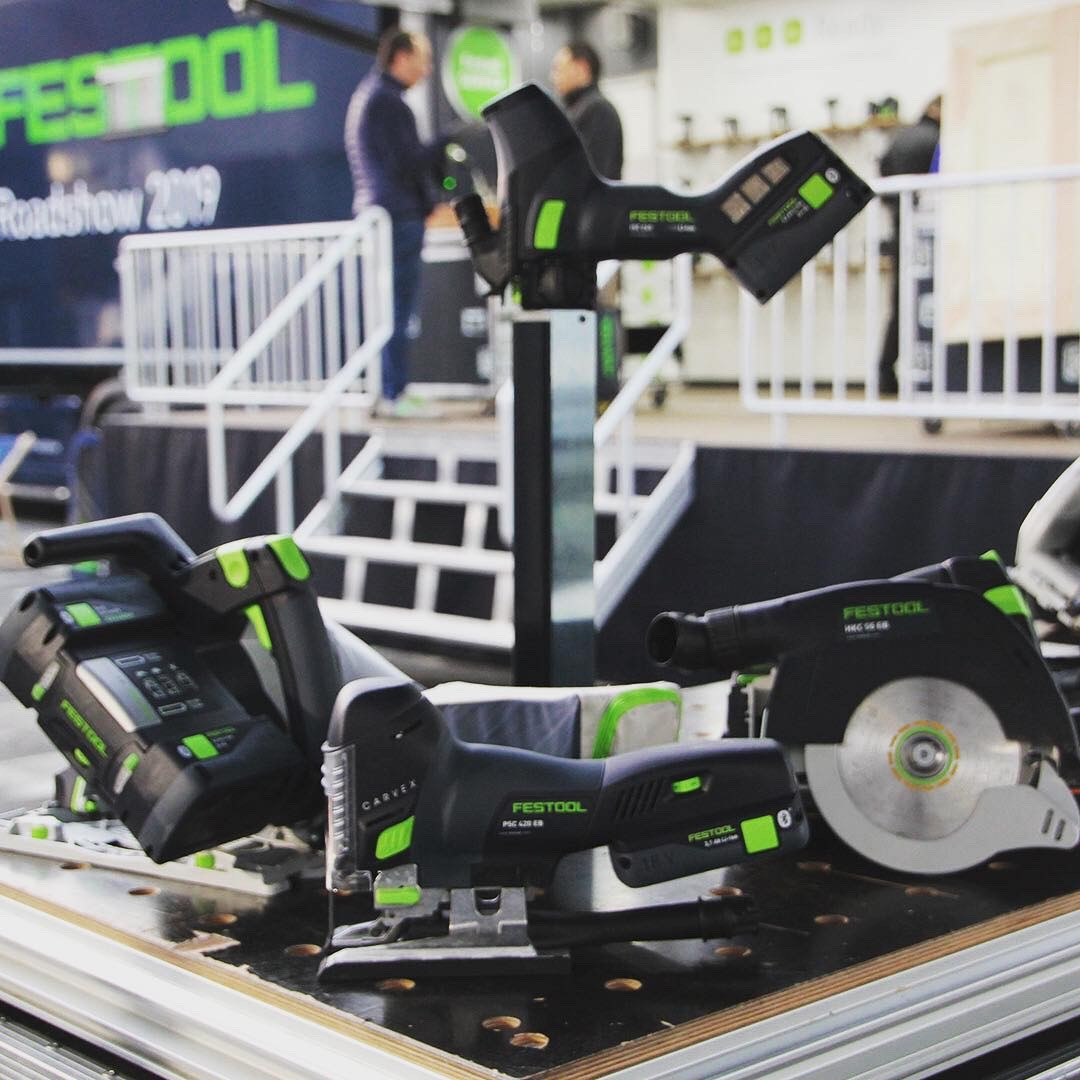 The Festool Tour is coming to Havwoods Accessories HQ!