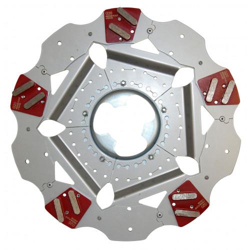 Abrasive Diamond Disc