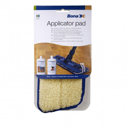 Bona Yellow Applicator Pad