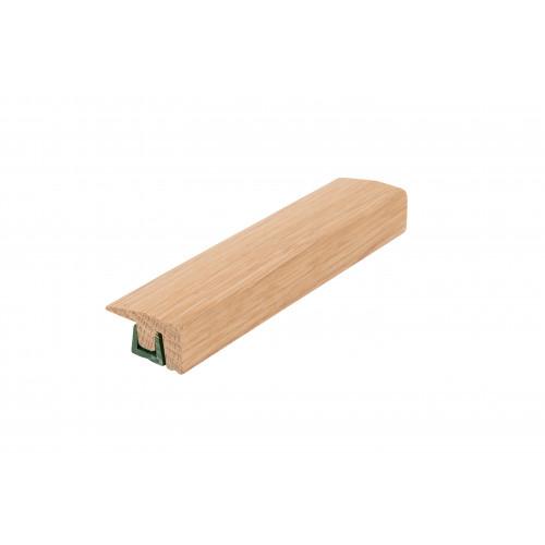 Woodfix Rebated L Section (15mm Rebate)