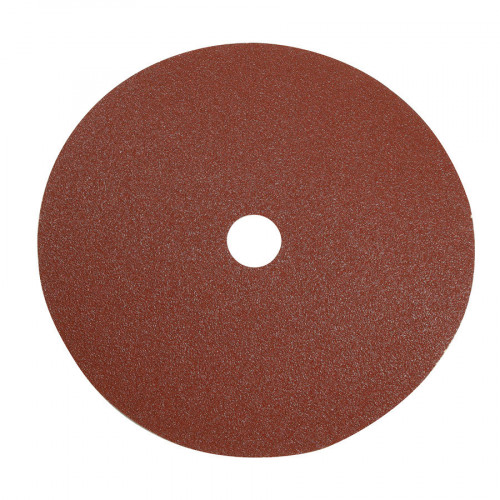 Mirka 180mm Aluminium Oxide Paper Discs - 120 Grit