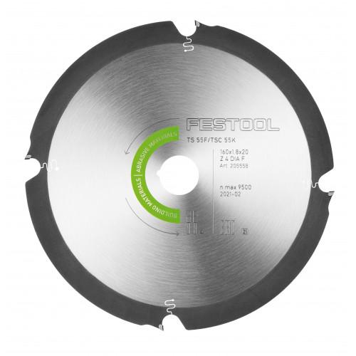 FESTOOL Saw blade DIA 160x1,8x20 F4