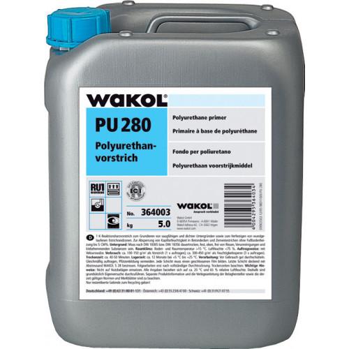 Wakol PU280 Polyurethane DPM/Primer 5kg
