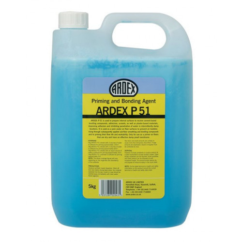Ardex P 51 Water Based Primer