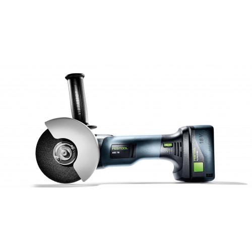 Festool Cordless angle grinder AGC 18-125 Li EB-Basic