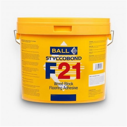 F.Ball F21 Woodblock 15kg