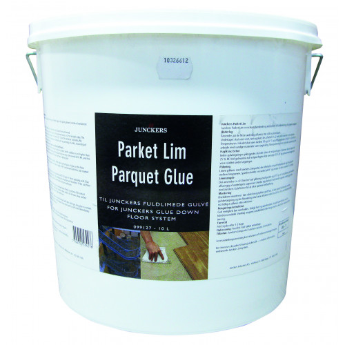 Junckers Parquet Glue 10ltr