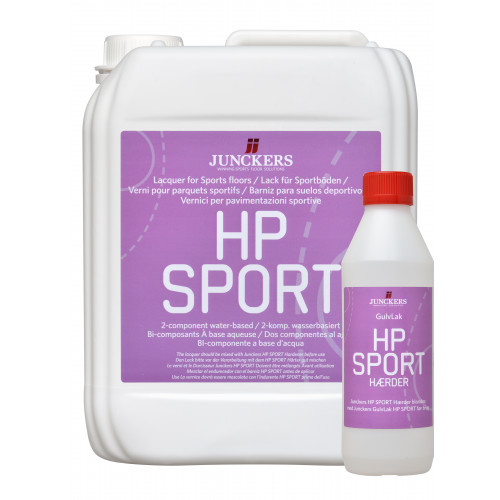 Junckers HP Sport Lacquer