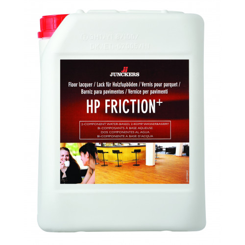 Junckers HP Friction+ Lacquer