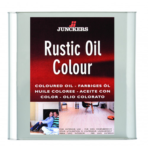 Junckers Coloured Rustic Oil Cherry 2.5ltr