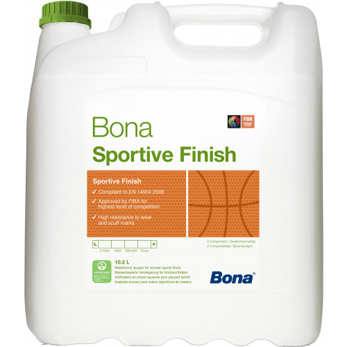 Bona Sportive Finish Gloss