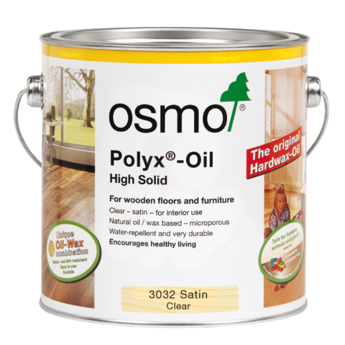 Osmo Polyx Oil Satin 0.125ltr