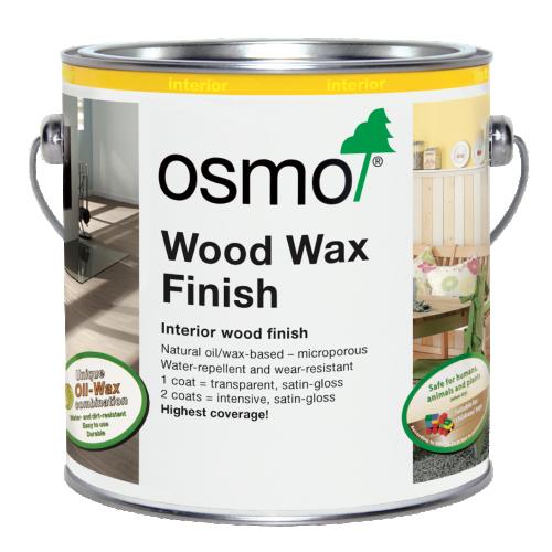 Osmo Wood Wax Finish