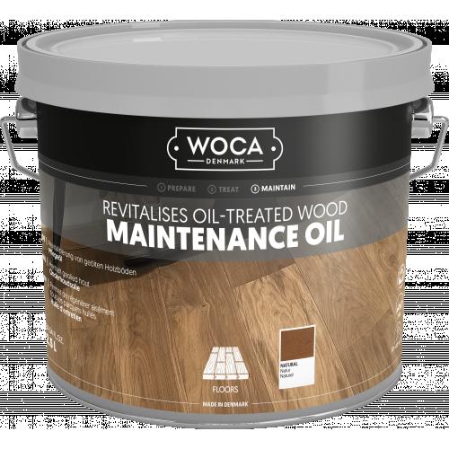 WOCA Maintenance Oil Natural 1ltr