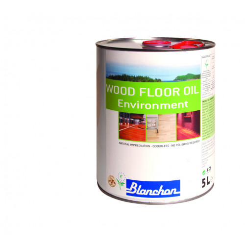 Blanchon Wood Floor Oil Environment 1ltr