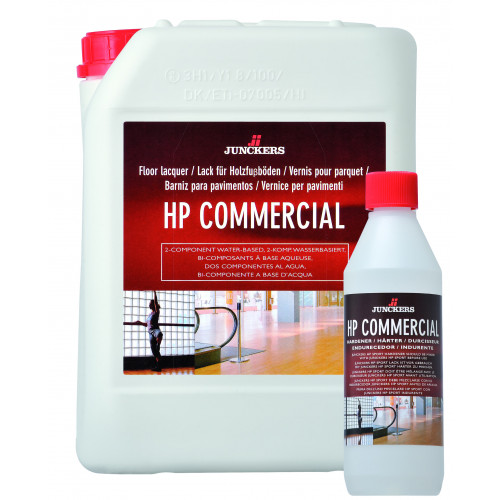 Junckers HP Commercial Lacquer Silk Matt