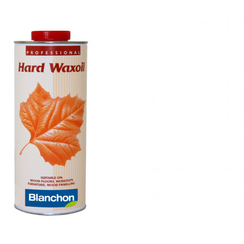 Blanchon Hard Wax Oil Natural Ultra Matt 0.25ltr