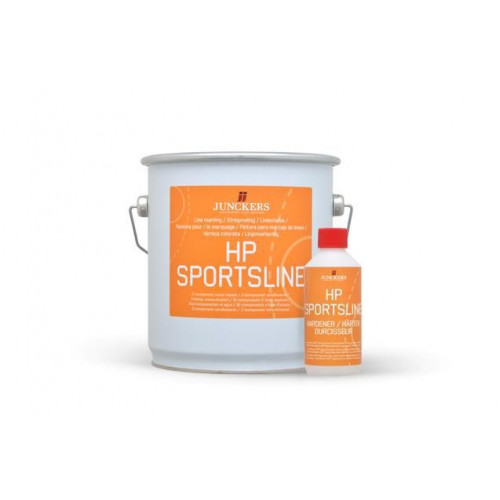Junckers HP Sportsline Line Marking Paint Black