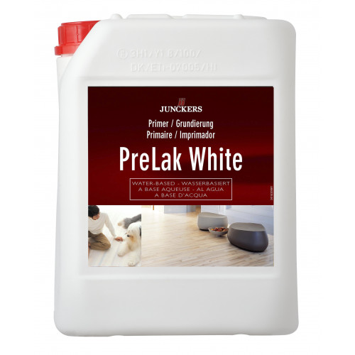 Junckers Prelak White