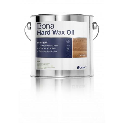 Bona Hardwax Oil Matt 2.5ltr