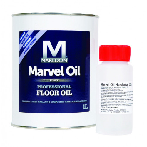 Marldon Marvel Oil Black 1.05ltr