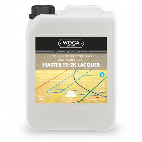 WOCA Master TS 2k Lacquer Matt 10% 5ltr