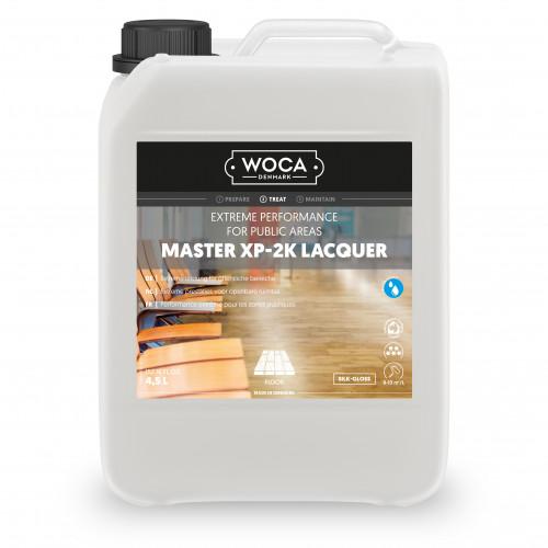 WOCA Master XP 2k Lacquer Silk Matt 20% 5ltr