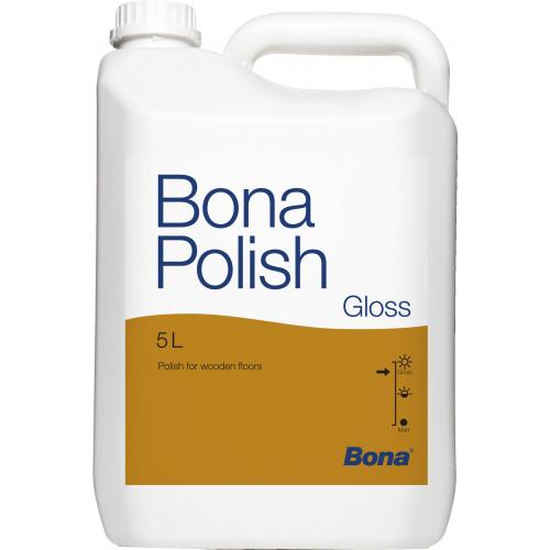 Bona Polish Gloss 5ltr
