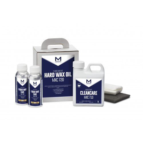 Marldon MXC720 Hard Wax Oil Care System