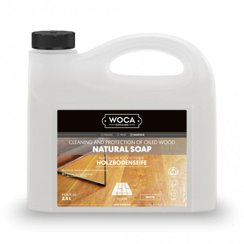 WOCA Soap Natural 1ltr