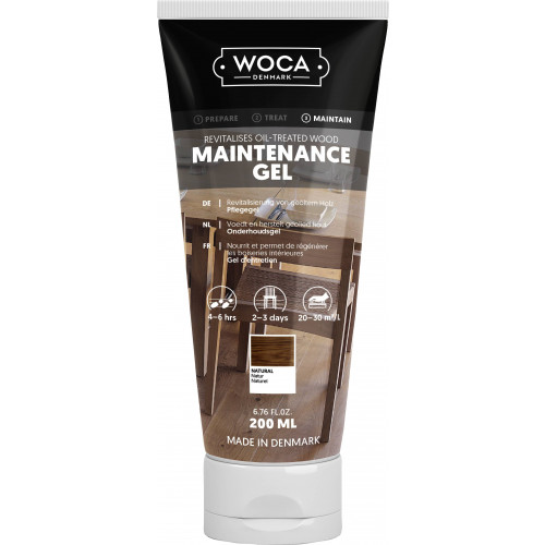 WOCA Maintenance Gel Natural
