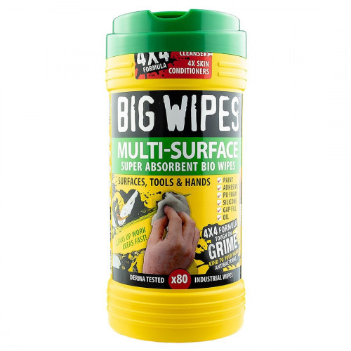 Big Wipes Green Top Multi Surface