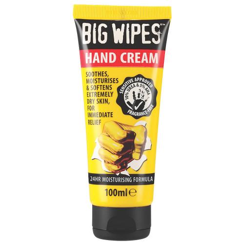 Big Wipes Hand Cream