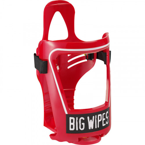 Big Wipes The Cage Van & Wall Bracket