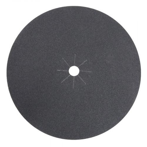 Sabretec 420mm Aluminium Oxide Double Sided Discs - 24 Grit