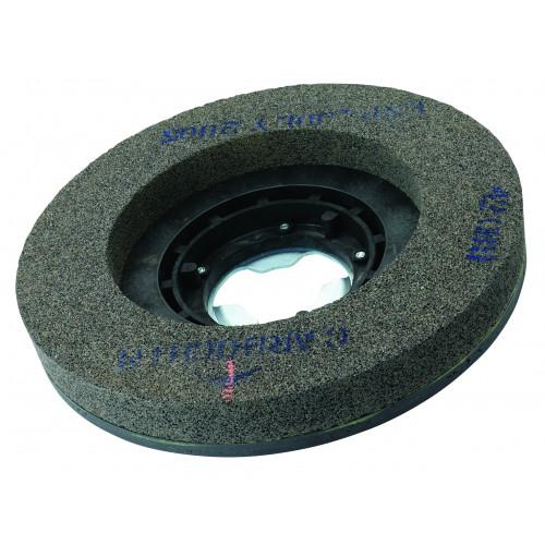 Carborundum ring wheel