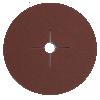 Mirka 180mm Fibre Discs - 36 Grit